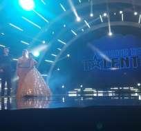 Valentina Villalba y Fátima Gamarra pasan a la final de ETT6.