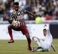 El ecuatoriano Jefferson Orejuela podría retornar al fútbol ecuatoriano para jugar en Barcelona.