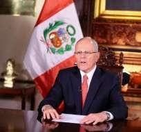 Mandatario peruano rechazó haber asesorado al gigante brasileño de la construcción. Foto: Archivo