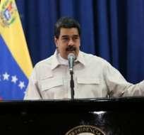 El texto aprobado la semana pasada por la Constituyente, fue propuesto por el presidente Nicolás Maduro. Foto: Ecuavisa