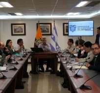 Está previsto que el Proyecto llegué a la Asamblea Nacional para primer debate este viernes 17 de noviembre. Foto: Ecuavisa