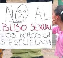 Hay 900 casos de delito sexual registrados hasta la fecha en el Ministerio de Educación de Ecuador. Foto: Referencial