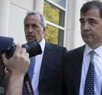 NUEVA YORK, EE.UU.- Alejandro Burzaco reveló en juicio corrupción generalizada en Conmebol, Concacaf y FIFA. Foto: Tomado de TN.com.ar.