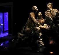 Ahora Green se abocaría a la colección de artefactos bíblicos con miras a abrir algún día un museo. Foto: AP