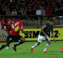 El Nacional se impuso de visitante a Deportivo Cuenca por la fecha 19 del torneo.