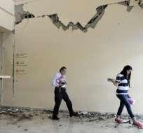 En Guayaquil existen 9 y en la capital del país, están designadas 30 zonas de resguardo. Foto: Archivo.