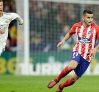 Real Madrid se llevó un punto en su primera visita al Wanda Metropolitano del Atlético.