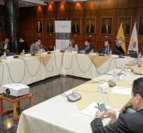 Representantes de varios sectores económicos acudieron a la Comisión el martes. Foto: Twitter Asamblea