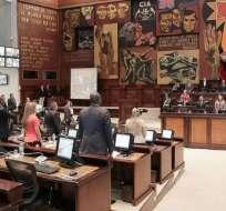 Sesión de primer debate se reinstalará este martes, 21 de noviembre, a las 10h30. Foto: Archivo - referencial