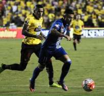 Joao Rojas no ha tenido un buen año con Emelec pero su deseo es seguir en el equipo 'azul'.
