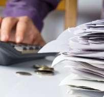 Cámaras de Comercio creen que la exoneración del anticipo del Impuesto a Renta no es suficiente. Foto: Archivo