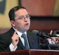 Según presidente de servidores públicos, su nombramiento ha caducado. Foto: Archivo Flickr Presidencia