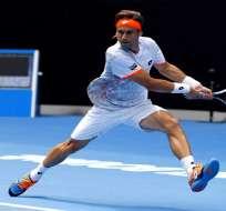 El español David Ferrer jugará un partido de exhibición ante el extenista Nicolás Lapentti.