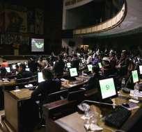 La normativa será enviada al Ejecutivo en los próximos días. Foto: Asamblea Nacional