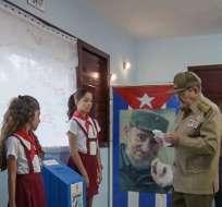 Comicios conducirán a la elección del sucesor de Raúl Castro en 2018. Foto: AFP