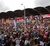 Desde el 28 de noviembre al 5 de diciembre, Quito procederá con su agenda de actividades por sus fiestas de fundación. Foto: Municipio de Quito.