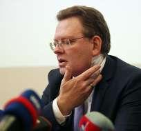 Conmoción en Alemania tras ser apuñalado un alcalde