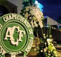 A un año de la tragedia aérea del Chapecoense, familiares de las víctimas exigen justicia.