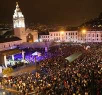 Trasladan el feriado por la Fundación de Quito al 6 de diciembre. Foto: Archivo - referencial