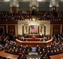 Disposición se da cuando se multiplican las denuncias contra legisladores en ejercicio. Foto: Archivo / AFP