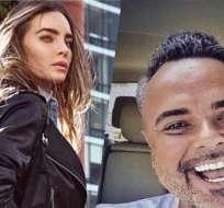 """Juan Magan y Belinda estrenaron su nueva canción """"Déjate llevar"""".  Foto:Instagram"""