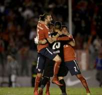 Independiente de Avellaneda es nuevamente finalista de la Conmebol Sudamericana.
