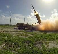 El misil fue destruido y no ha habido ninguna víctima, según agencia de prensa. Foto referencial / Missile Defense Agency