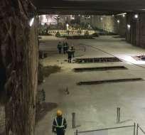 La empresa Metro de Quito prepara la respuesta a la Contraloría para desvanecer las glosas. Foto: Archivo