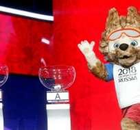 Las 32 selecciones que participarán en el Mundial de Rusia conocerán sus rivales en la fase de grupos.
