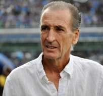 Luis Soler fue presentado como entrenador de Sociedad Deportiva Aucas para el 2018.
