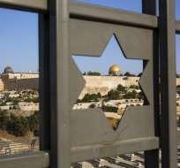 El estatuto de Jerusalén es un asunto clave en el conflicto palestino-israelí. Foto: AP
