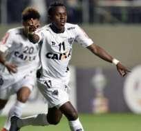 Juan Cazares podría seguir su carrera en Brasil pero en otro de los grandes de ese país.