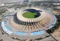 En el estadio Jeque Zayed de Abu Dabi se jugarán la mayor cantidad de partidos. Foto: Tomada de la página panoramio.com