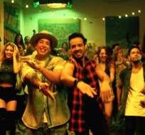 7 de los 10 videos más vistos en Youtube en 2017 son de artistas latinos. Foto: Captura.