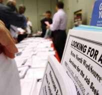 La tasa de desempleo entre los estadounidenses hispanos descendió a 4,7% en noviembre. Foto: Pixabay