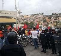Casa de salud fue clausura temporalmente por autoridades del Ministerio de Salud. Foto: Bessy Granja