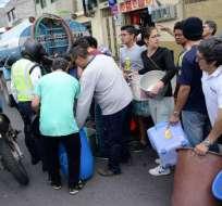 Según la concesionaria, tanqueros brindarán abastecimiento. Foto: Archivo