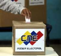 Miles de venezolanos se preparan para elegir alcaldes este domingo 10 de diciembre.   Foto: AVN