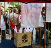 Actualmente el oficialismo gobierna 242 municipios y la oposición 76. Foto: AFP
