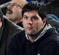 Matías Messi fue rescatado el pasado 30 de noviembre en una embarcación a la deriva. Foto: Tomada de t13.cl