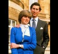 LONDRES, Reino Unido.- La escultura, catalogada un homenaje a Diana, será finalizada en 2019. Foto: AP.