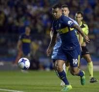 El colombiano se perderá los próximos amistosos de Colombia rumbo al Mundial. Foto: AFP