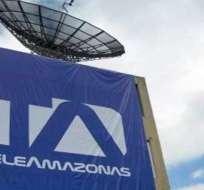 Teleamazonas no acatará la sanción de la Superintendencia de Comunicación. Foto: referencial