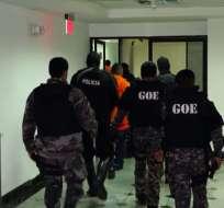 Al momento las indagaciones se centran en determinar quién permitió el ingreso del arma. Foto: Archivo