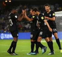 Pachuca se quedó con el tercer lugar en el Mundial de Clubes tras golear a Al Jazira.