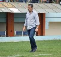 Guillermo Sanguinetti desmintió que el defensor Francisco Silva haya estado lesionado.