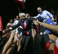 El Estado ecuatoriano espera seguir fortaleciendo la cooperación con Chile. Foto: AP