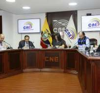 ECUADOR.- Hasta hace una semana, el CNE había aprobado la inscripción de 7 organizaciones sociales. Foto: API