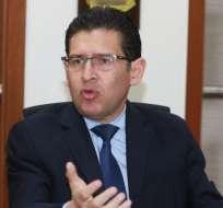 Asambleísta de Alianza PAIS solicita comparecencia del procurador Diego García por caso Odebrecht. Foto: Archivo