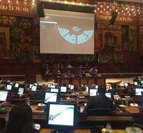 Asamblea analizará comparecencia del procurador Diego García por caso Odebrecht. Foto: Archivo - referencial